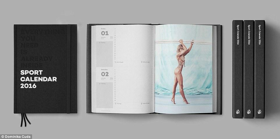 calendrier de sport 2016 avec les photos nues